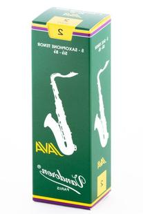 Vandoren SR272 Tenor Sax JAVA Reeds Strength 2; Box of 5