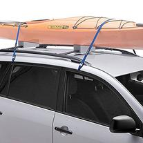SportRack SR5525 Foam Kayak Carrier, 12-Inch, Black