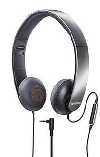 Shure SRH145m+ Portable Collapsible Headphones with Remote