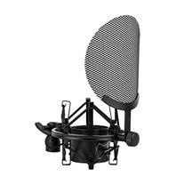 Nady SSPF-4 Spider Shockmount with Integrated Pop Filter -