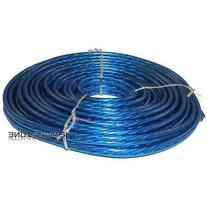 THE WIRES ZONE SSW12-25 12 GAUGE 25' FT SPEAKER WIRE FOR CAR