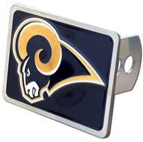 St Louis Rams NFL Hitch Cover