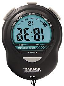 MARATHON ST083013 Adanac Digital Glow Stopwatch Timer -