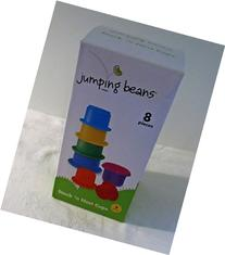 Jumping Beans Stack 'N Nest Cups 8 Pieces