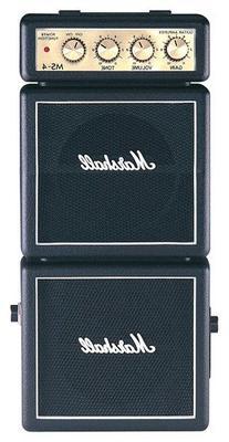 Marshall Mini Stack Series MS-4 not-so-mini Practice Guitar