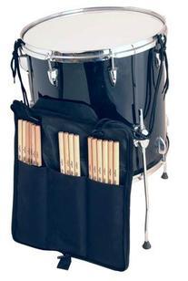 On Stage DSB6700 Drum Stick Bag, Black