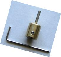 """1/8"""" Stained Glass Grinder Head Bit Quality Brass Core"""