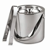 Jewelry Best Seller Stainless Steel 1.5 Quart Ice Bucket w/