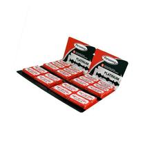 Personna Stainless Steel Double Edge Blades - 100 Pack 100