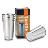16oz Stainless Steel Pint Cups