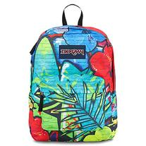 JanSport High Stakes Backpack - MULTI GRAFFITI - Mens - O/S