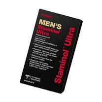 GNC Men's Staminol Ultra 60 Caplets