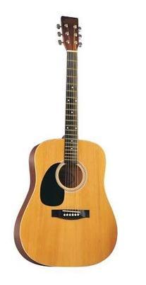 Glen Burton The Standard Acoustic Tobacco Sunburst Guitar