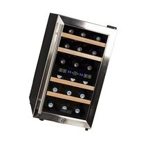 Koldfront 18 Bottle Free Standing Dual Zone Wine Cooler,