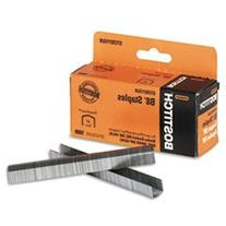 Bostitch B8 PowerCrown Premium Staples, 3/8 inch Leg Length, 5000/Box