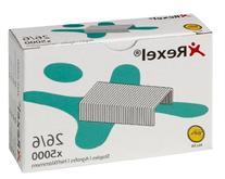 REXEL STAPLES NO56 6MM PK5000 06025