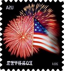 USPS Forever Stamps Star Spangled Banner Roll of 100 Postage