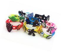 25pcs Star Wars (17 Shoe Charms + 8 Bracelet) &