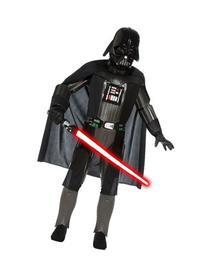 Star Wars, Darth Vader, Deluxe Child Costume - Medium