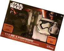 Star Wars - Kylo Ren & Stormtrooper Costume Bi Pack by