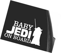 "8""x6"" Star Wars Baby On-board Decals and Stickers"