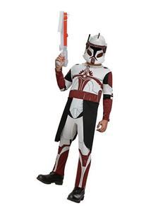 Star Wars Clone Wars Clone Trooper Child's Commander Fox