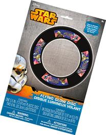 Star Wars Glow Flying Disc