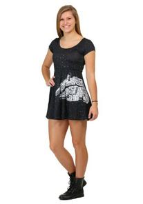 Star Wars Millenium Falcon Skater Dress