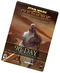 Star Wars: The Old Republic - 90 Day Prepaid Subscription