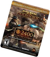 Star Wars: The Old Republic - 2400 Cartel Coins + Exclusive