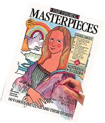 Start Exploring Masterpieces: Coloring Book