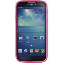 MarBlue Stash Galaxy S4 Wallet Case Gray/Pink - MarBlue