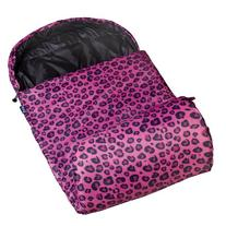 Stay Warm Sleeping Bag, Wildkin Children's Sleeping Bag
