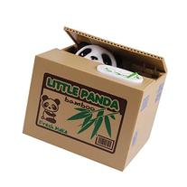 Imcolorful Stealing Coin Panda Box