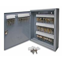 Sparco Secure Key Cabinet, 14 x 3 x 17-1/8 Inches, 80 Keys,