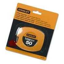 Stanley 50' Long Tape Measure - 50 ft Length 0.4 Width - 1/8
