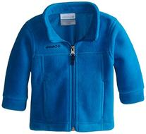 Columbia Baby Boys' Steens Mt II Fleece, Dark Compass, 18-24
