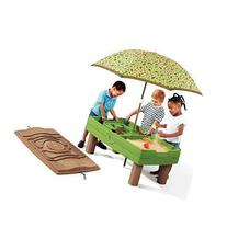Step2 Naturally Playful Sand and Water Activity Table -