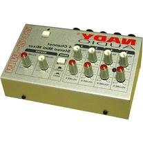 NADY STEREO MINI MIXER FOUR CHANNEL / MM-242