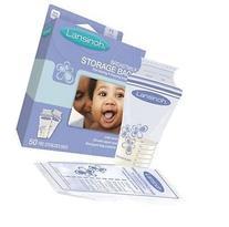 Lansinoh Pre-sterilised Breastmilk Baby Breast Milk Storage