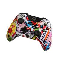 Modded Xbox One Controller Special Edition Sticker Bomb with