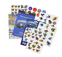 Skylanders Stickers & Tattoos Party Favor Pack