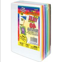 "Sticky Back Foam Sheets Value Pack 6""X9"" 40/Pkg-Assorted"
