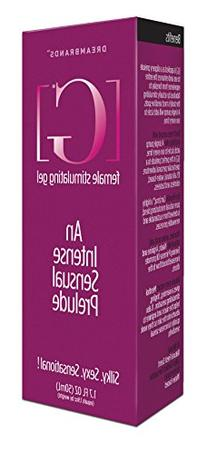 Ocean Sensuals  Natural Female Stimulating Gel and Personal