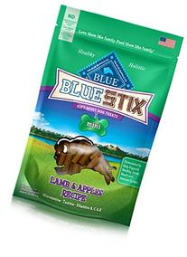 Blue Buffalo Blue Mini Stix Lamb and Apples Food, 4 oz