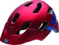 Bell Stoker MIPS-Equipped Helmet Matte Red Emblem, L