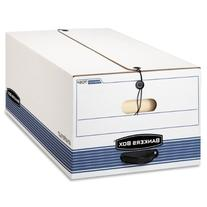 Bankers Box Stor/File Medium-Duty Storage Boxes with String