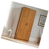 Sauder Storage Cabinet - 16 Deep 419188 Sgs Light Wood