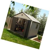 Lifetime 11 x 11 ft. Outdoor Storage Shed