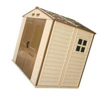 StoreMate Vinyl Shed with Floor